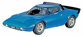 *Hasegawa 1/24 Ranchia Stratos HF Stradale plastic model HC15 - $30.07