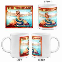 1960's Carnival Sideshow - The Mermaid - Mug - $23.99+