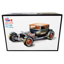 Skill 2 Model Kit 1925 Ford Model T Chopped Set of 2 pieces 1/25 Scale M... - $61.28