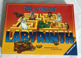 The aMAZEing Labyrinth Board Game by Ravensburger. Max Kobbert. Germany. 1-4play - $22.09