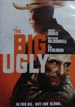 Ron Perlman in The Big Ugly DVD - $4.95