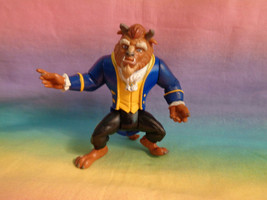 Vintage 1991 Burger King Disney Beauty and the Beast PVC Beast Figure - $4.90