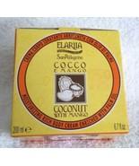ELARLIA San Pellegrino COCONUT With Mango Body Cream NIP 6.7 oz - $16.95