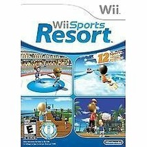 Wii Sports Resort (Nintendo Wii, 2009) - $29.00