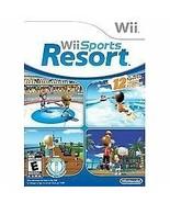 Wii Sports Resort (Nintendo Wii, 2009) - $29.00