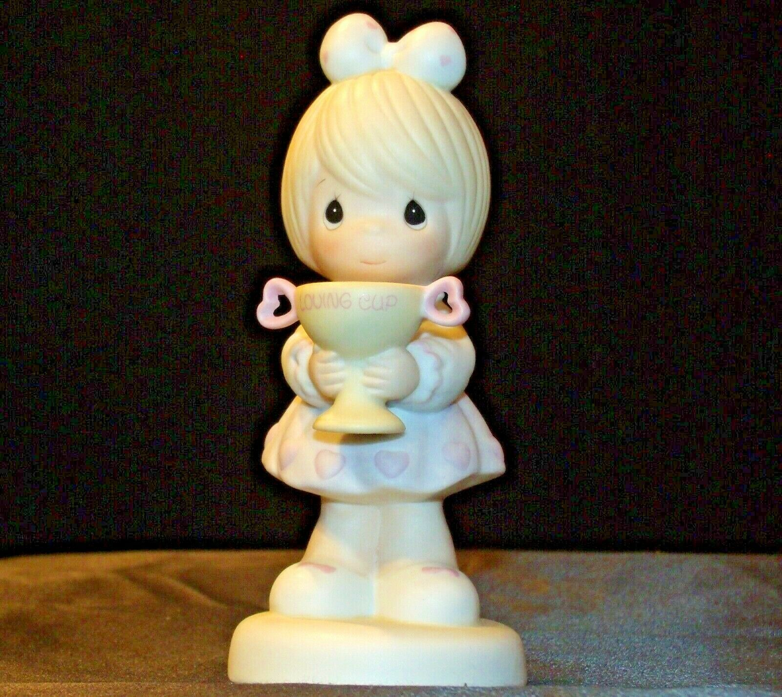 Precious Moments You Are My Number One 520829 AA-191901 Vintage Collectible