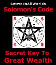 gmp Wealth Spell King Solomon Code Secret Key To Prosperity Betweenallwo... - $155.27