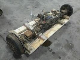 2008 Gmc Canyon Rear Axle Assembly 3.73 Ratio Open - $544.50