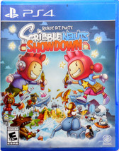 Sony Game Scribble nauts showdown - $6.99