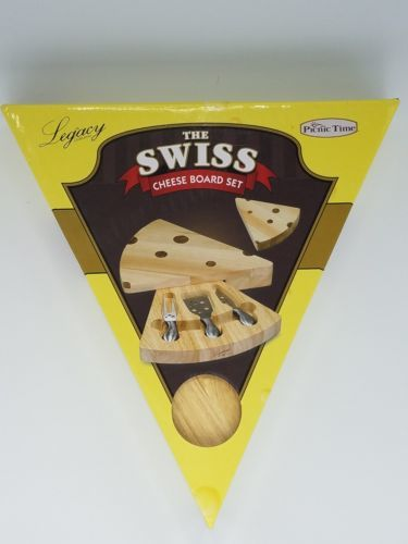 Swiss Cheese Set by Picnic Time, New