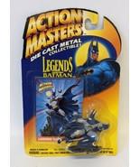 1994 Kenner 'Action Masters' LEGENDS OF BATMAN Diecast Action Figure, SE... - $8.00