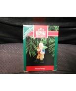 """Hallmark Keepsake """"Honest George"""" 1992 Ornament NEW SEE DETAILS  - $10.40"""