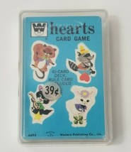 Vintage Hearts Card Game Whitman #4494 Sealed - $37.39