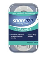 Snoreeze Snoring Relief Oral Device [New,Boxed&Sealed] - $23.49