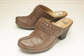 Sofft US 7.5 Brown Mules - $36.00
