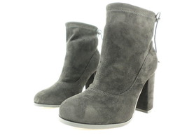 Journee Collection Women's Black Suede Bootie Size 7 B(M) US - $34.64