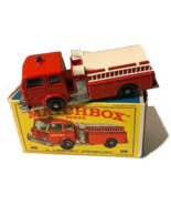 1960s Matchbox #29 Fire Pumper Truck in Box  - $36.95
