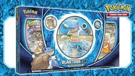 Pokemon TCG Blastoise GX Box Collection 6 Booster Packs Unbroken Bonds - $38.99