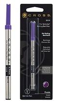 Cross Selectip Gel Rollingball Pen Refill, Purple, 1 Per Card 8014 - $6.06