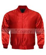 New Baseball Letterman College Varsity Bomber Super Jacket Sports Wear R... - $49.98+