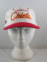 Kansas City Chiefs Hat (VTG) - Twill Script  Sports Specialties - Adult ... - $65.00