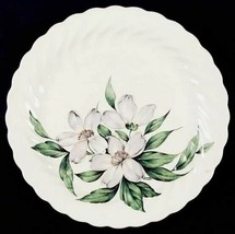 """1950's Vintage Royal (Usa) China Inc. Dinner Plate 10.25"""" Dogwood Replacements - $9.89"""