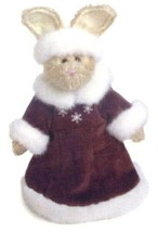 "Boyds Bears ""Emily Babbit"" #9150-17 - 8"" Plush Bear-  Fall 2001 -New- Retired - $32.99"