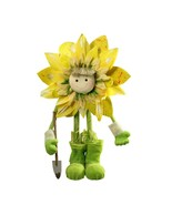 """Northlight 20.5"""" Green Yellow Spring Floral Standing Sunflower Figure - $28.30"""