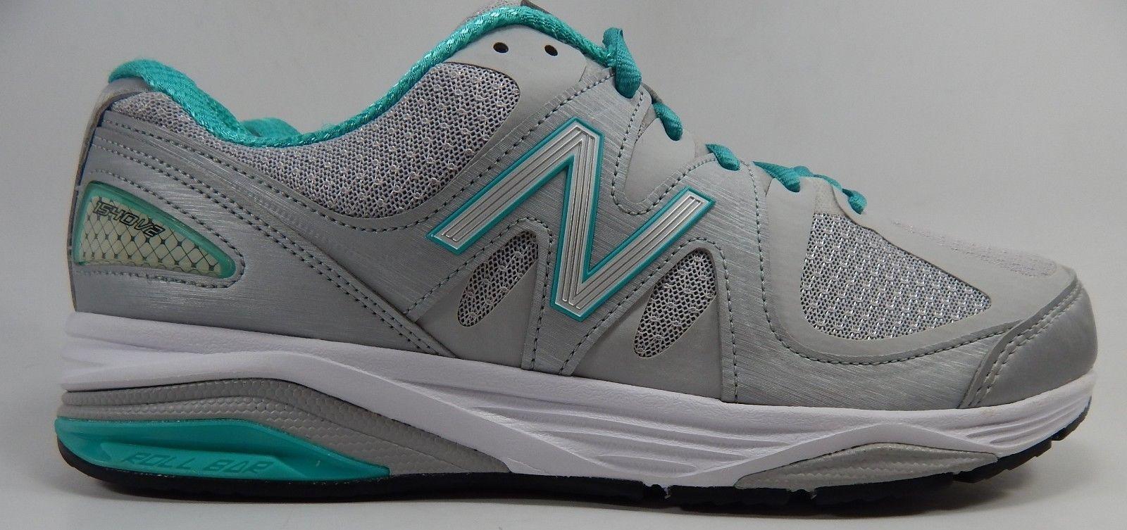 New Balance 1540 v2 Women's Running Shoes Size US 10.5 D WIDE EU 42.5 W1540SG2