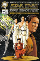 Star Trek: Deep Space Nine Comic Book #10 Malibu 1994 NEAR MINT NEW UNREAD - $3.99