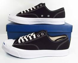 Converse Jack Purcell JP Signature Series Ox Sneaker BLACK 147560C (Men's 11) - $57.00