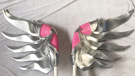 Overwatch mercy skin pink cosplay replica wings for sale thumb200