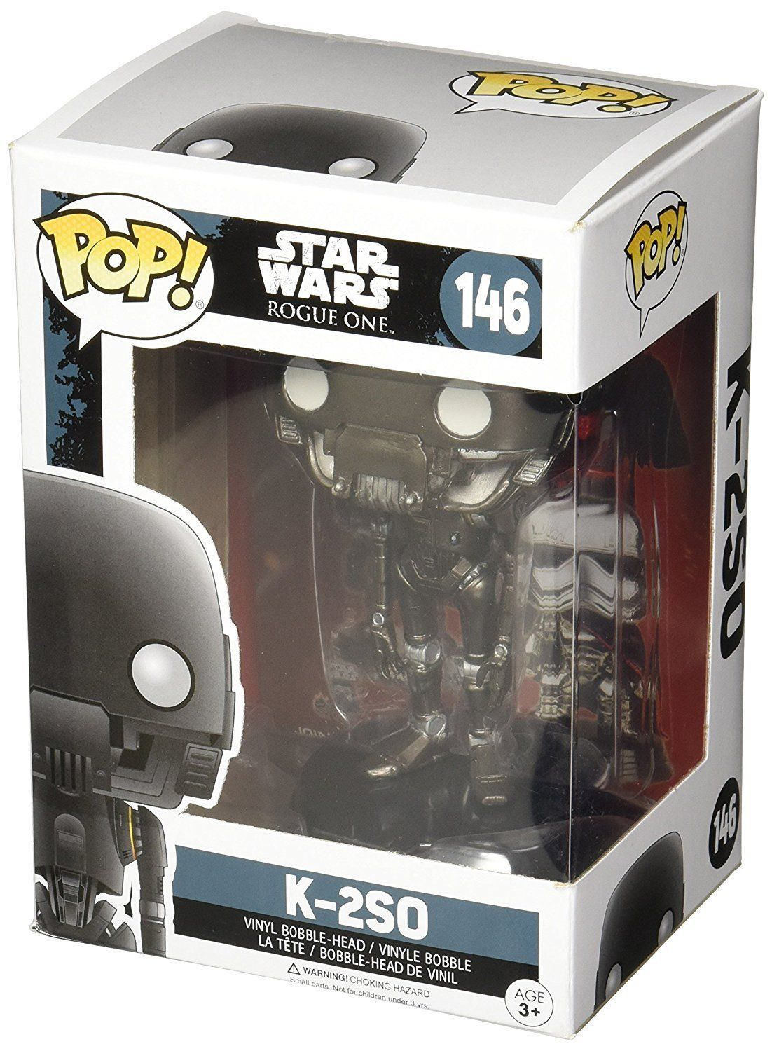 POP! Star Wars Rogue One - K-2SO