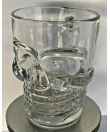 Halloween Glass Mug Coffee Tea Cup Skull Holiday Kitchen Spooky Bar Deco... - $19.99