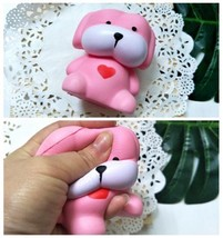 Dog Animal Slow Rising Squishies Scented Squishy Squeeze Toy Reliever Stress Toy - $2.95