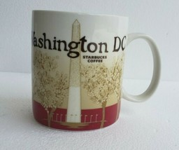 NEW 2011 Washington D.C Starbucks Global Icon Collector Series Coffee Mu... - $56.09