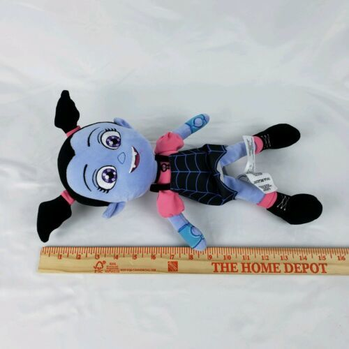 Disney Store Vampirina Doll Batwing Ponytails Plush Soft Toy #T11