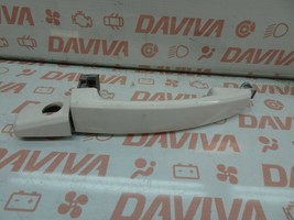 Chevrolet Epica 2006-2011 Front Right Driver Side Door White Exterior Handle - $28.78
