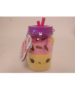 NUM NOMS Surprise in a Jar Scented Plush Toy Sprinkles - $10.95