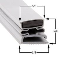 Commercial Refrigeration Gasket Traulsen Part# 43493 - $79.15
