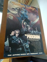 The Program Movie Poster - $19.95