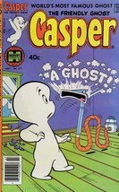 Friendly Ghost, Casper, The #211 VG; Harvey | low grade comic - save on shipping - $1.99