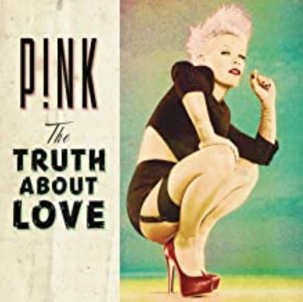 The Truth About Love by P!nk Cd