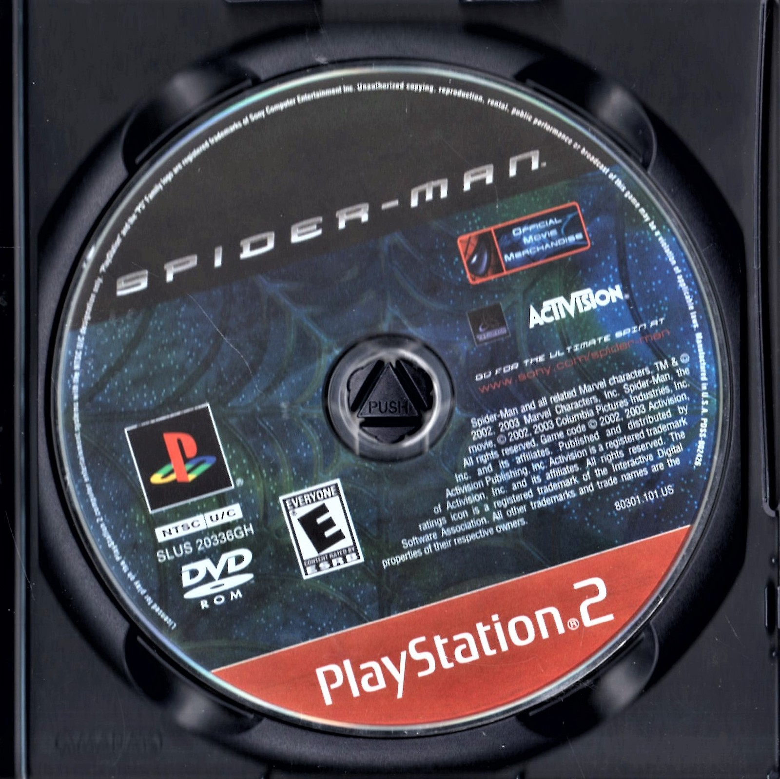 PlayStation 2 - Spider-man (Greatest Hits)