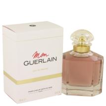 Guerlain Mon Guerlain Perfume 3.3 Oz Eau De Parfum Spray image 1
