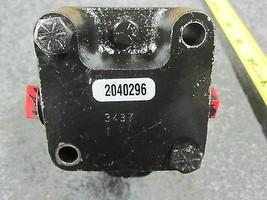 CAT GEAR PUMP 2040296 DELTA image 2