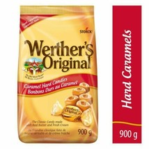 Werther's Original Caramel Hard Candy 900g NEW - $18.64