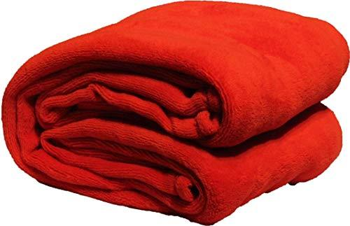 Primary image for FOHOG Collection Flannel Fleece Silky Soft Throw Shaggy Blanket Lightweight Comf