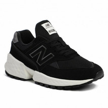 New Balance 574 Classic Women's Fashion Sneakers Casual Shoes (B) Black WS574ATH - $65.90
