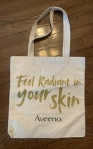 Aveeno Feel Radiant In Your Skin Tote Bag Purse - $11.29